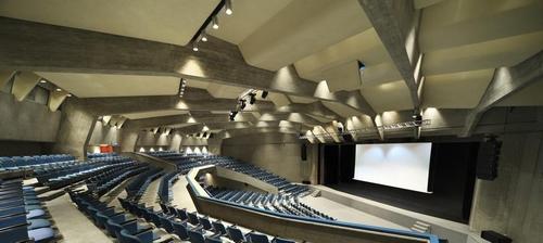 Theatre dBx Acoustics